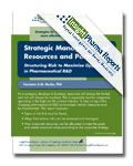 Strategic Management of Resources and Portfolios